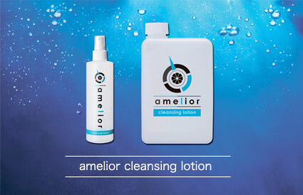 amelior cleansing lotion