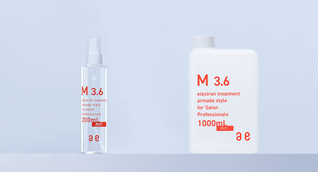 M3.6 FOR PROFESSIONAL 200ml 1,000ml